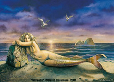 mermaid faeries